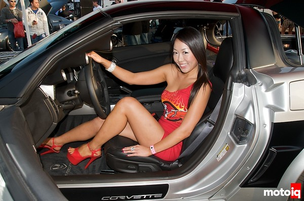 car model Hot Import Nights 2009