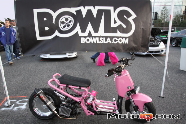 Bowls Honda Ruckus Hot Import Nights 2009