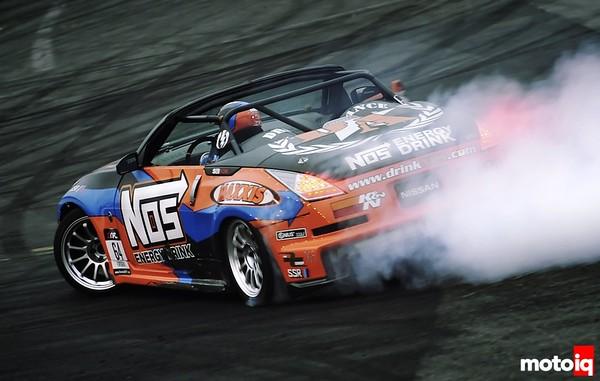 Chris Forsberg's 350Z
