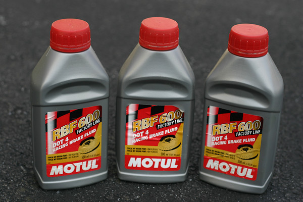motul brake fluid RBF600