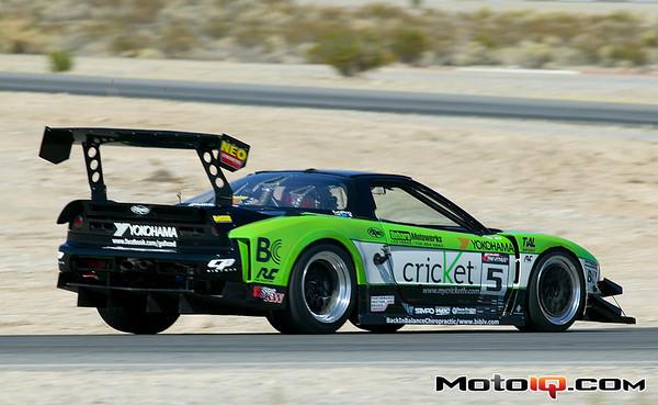 billy johnson fx motorsports development NSX Pahrump redline time attack 2009