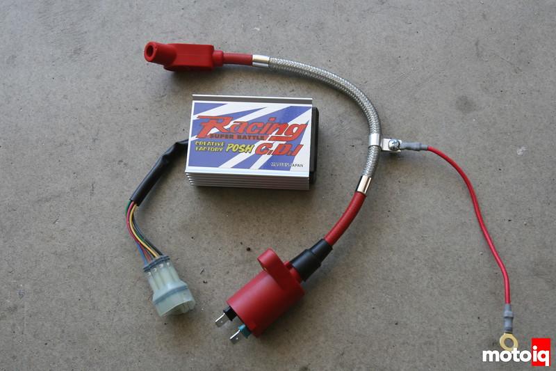 Honda Ruckus Posh CDI