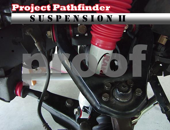 Pathfinder Suspension