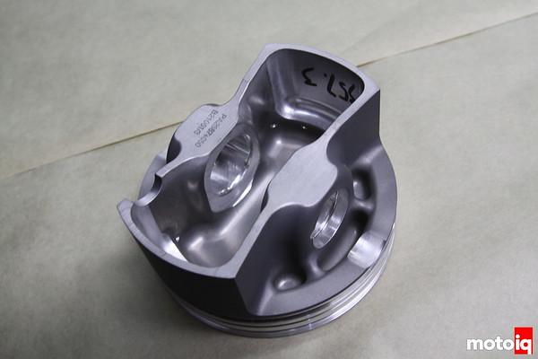 turbo vq35de cosowrth piston