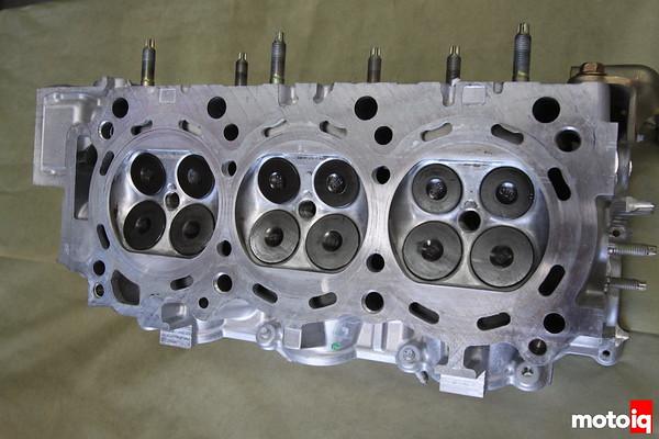 vq35de turbo head