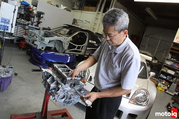 Howard Watanabe of Technosquare