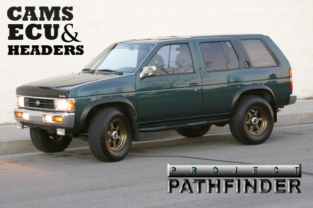 Project Nissan Pathfinder