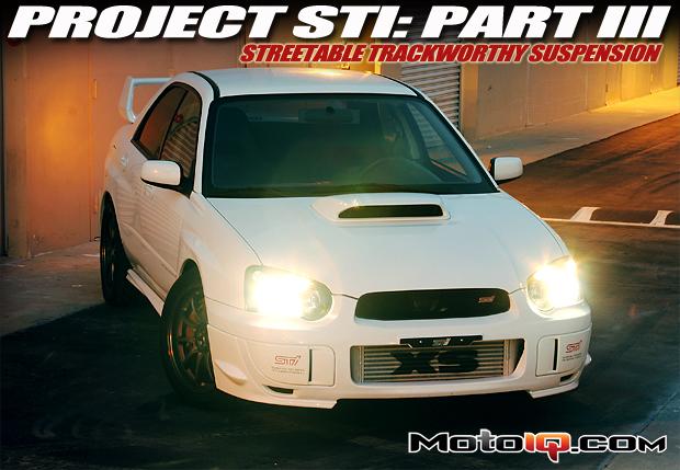 MotoIQ Project Subaru WRX STi