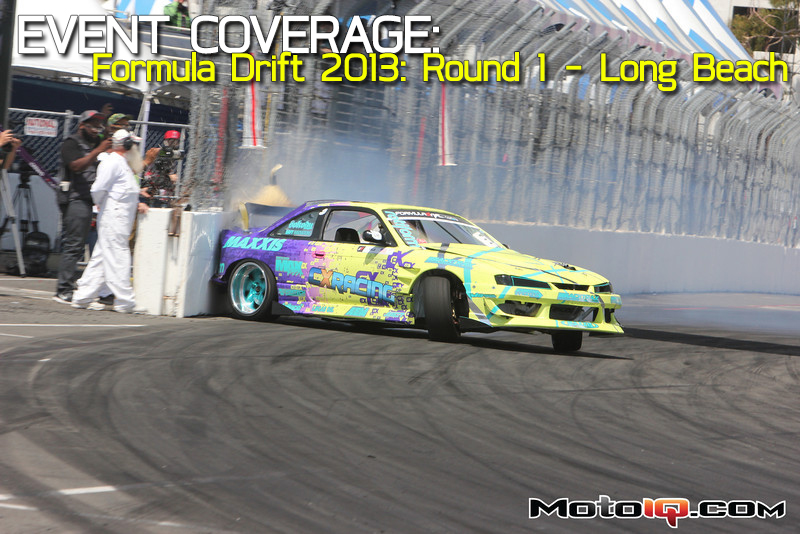 Formula Drift Round 1 Long Beach Bil Baldwin Matt Field